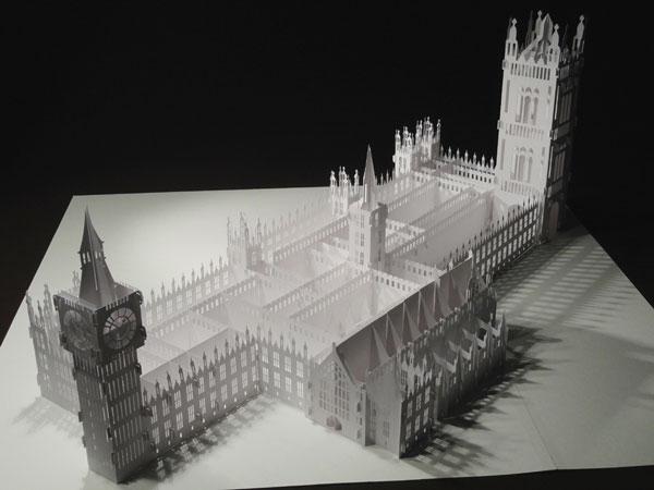 paper maquette - ماکت سازی چیست؟
