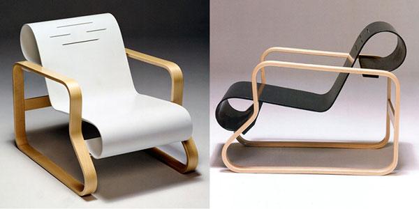 alvar aalto furniture1 - طراحان مشهور قرن بیستم