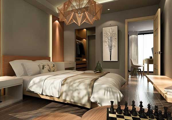 bedroom design - دکوراسیون اتاق خواب ، طراحی اتاق خواب