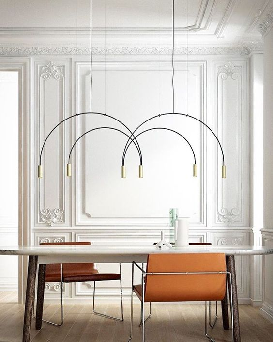 dayere tarahidakheli 1 - فرم دایره در طراحی داخلی