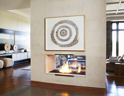 fireplace 1 - طراحی شومینه
