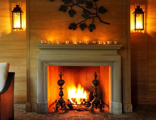 fireplace - طراحی شومینه