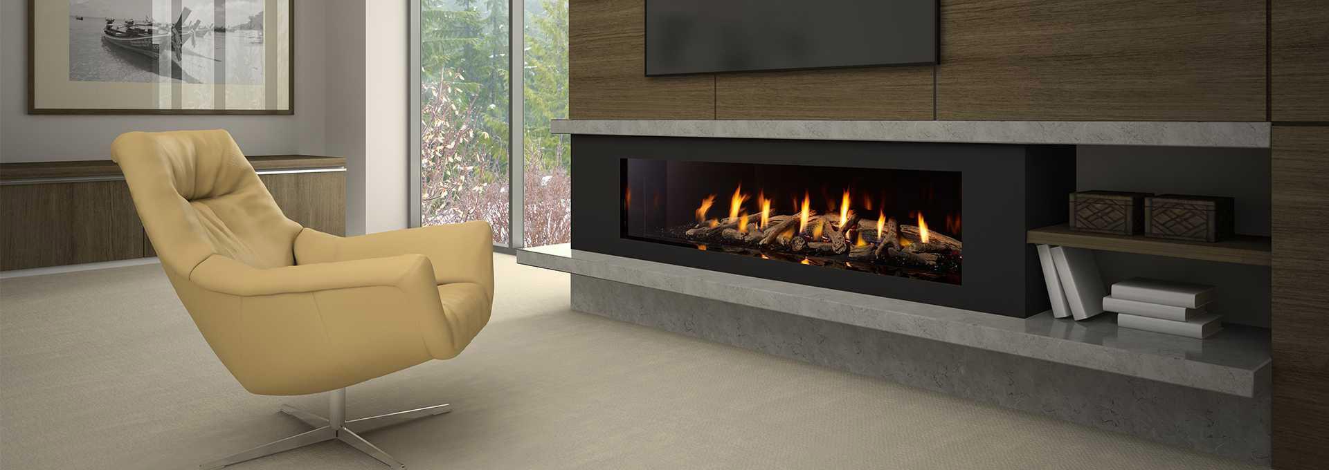 fireplace banner - طراحی شومینه
