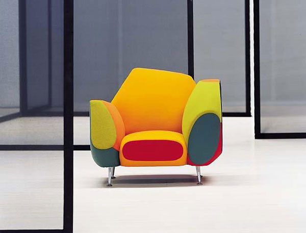 javier mariscal - طراحان مشهور قرن بیستم