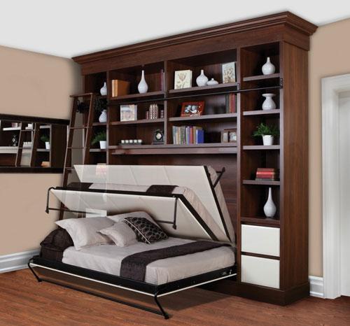 small spaces - ایده مدیریت فضاهای کوچک