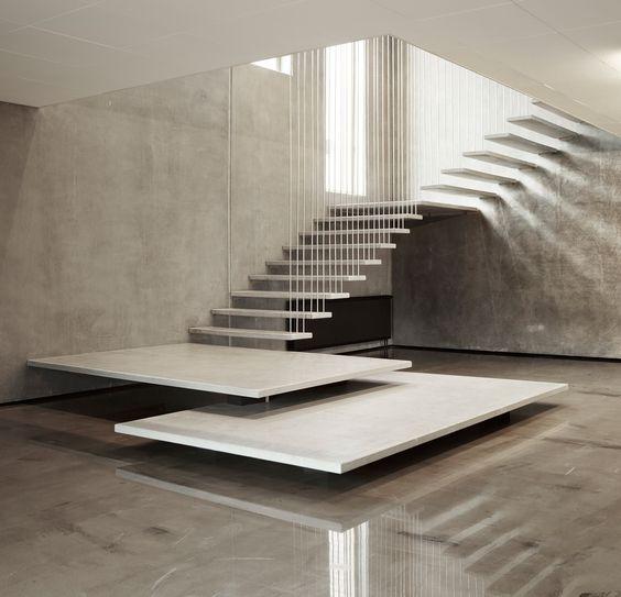 پله ها در طراحی داخلی