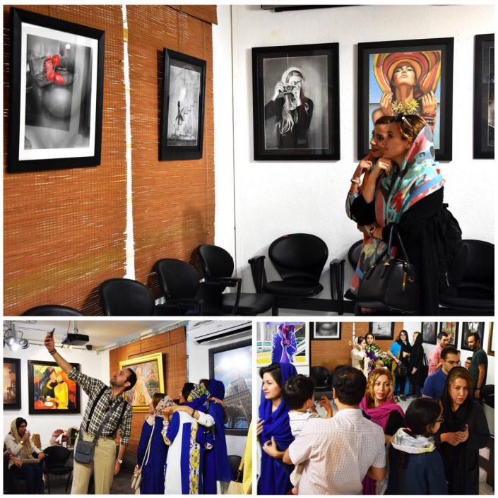 نمایشگاه نقاشی