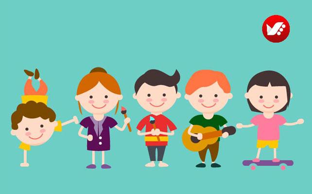 children art 1 - رشد کودک و تحصیل هنر