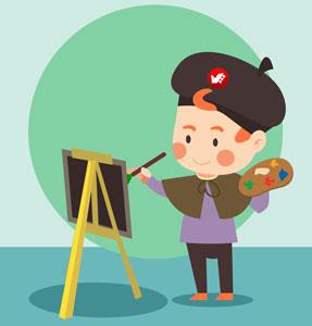 هنر و رشد کودک