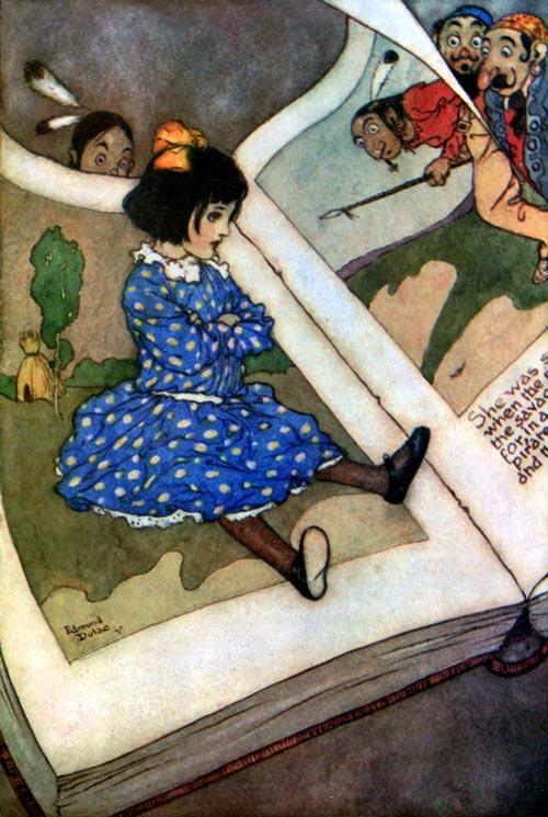 Edmund Dulac - تصویر سازی چیست ؟