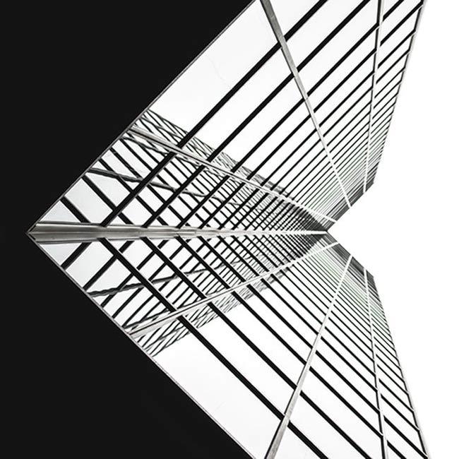 عکاسی معماری انتزاعی