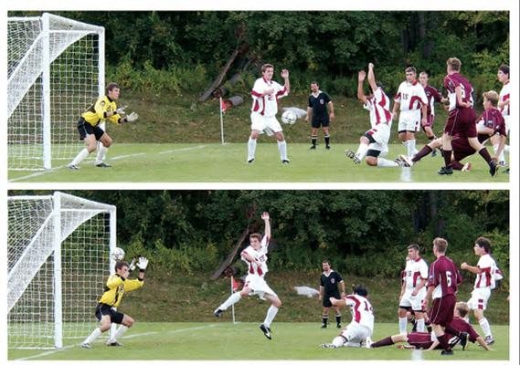 burst sportphotography - 10 نکته در رشته عکاسی ورزشی