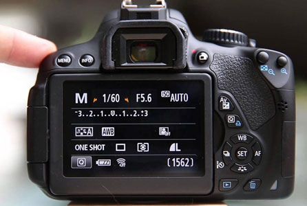 صفحه ی دوربین عکاسی