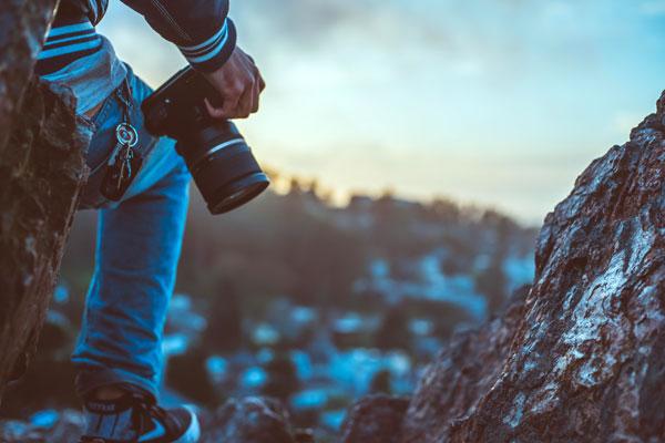 good photographer - آیا شما قادر به گرفتن عکس حرفه ای هستید و میتوان شما را عکاس حرفه ای نامید؟