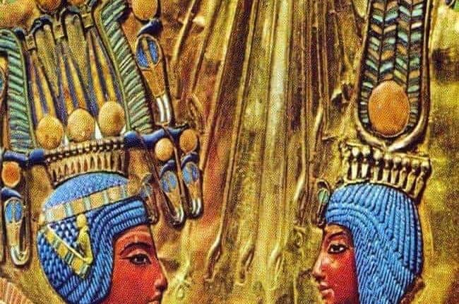 تصویرسازی مصریان در گذشته