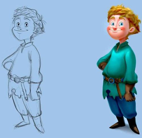 تصویر سازی و انیمیشن