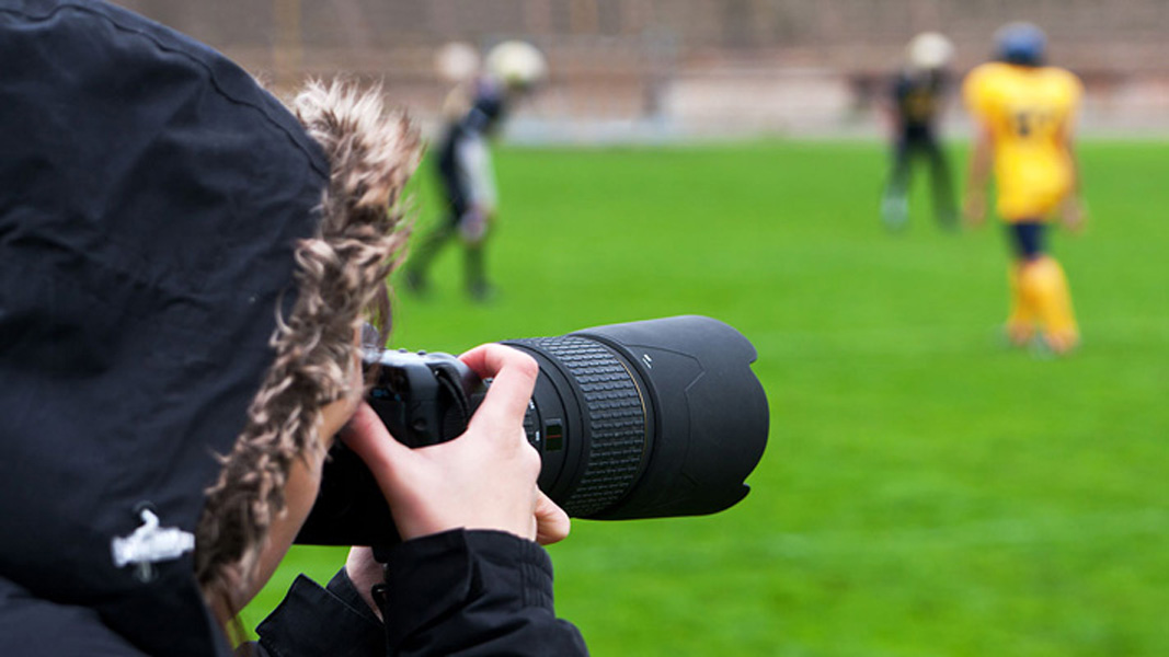 photographer 2 - 10 نکته در رشته عکاسی ورزشی