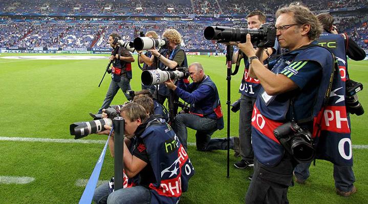 عکاسی ورزشی و عکاسان