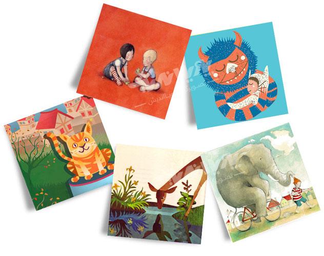 آموزش تصویر سازی کودکان
