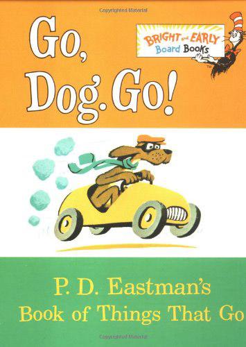 Go Dog Go - 10 تصویرساز که همه باید بشناسند