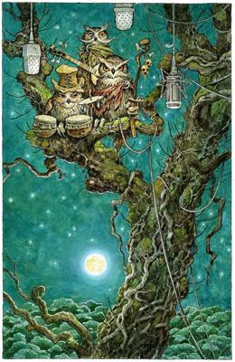 illustration by hares - انواع تصویر سازی و تکنیک های آن