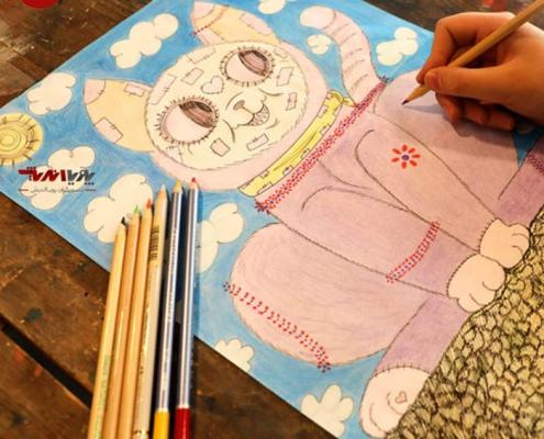 illustration tasvirsazi pouyaandish 22 495x400 - انواع تصویر سازی و تکنیک های آن