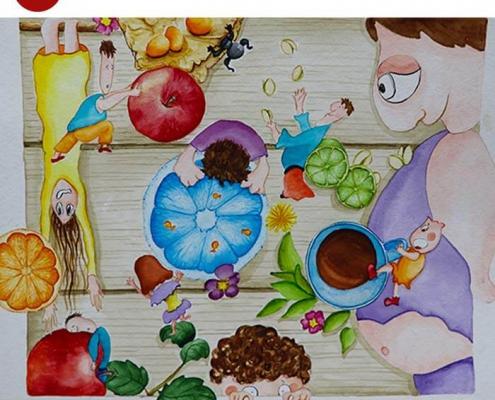 illustration tasvirsazi pouyaandish 41 495x400 - انواع تصویر سازی و تکنیک های آن