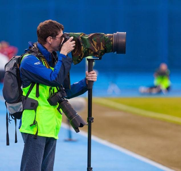 آموزش عکاسی ورزشی