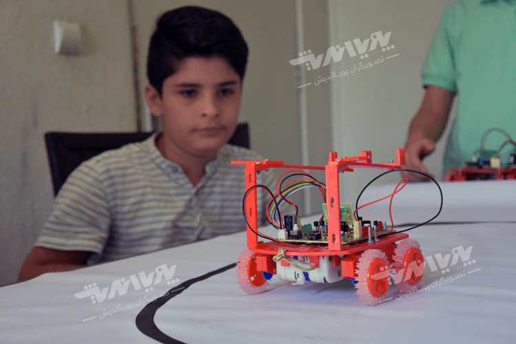 آموزش رباتیک کودکان
