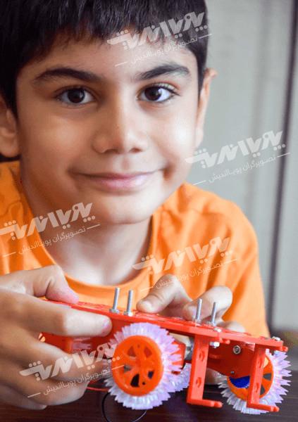 دوره رباتیک کودکان