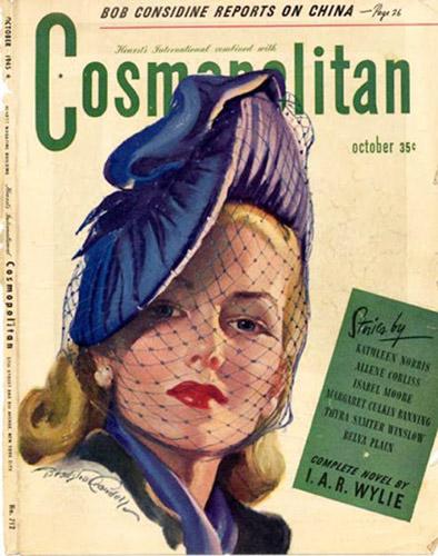Cosmopolitan magazine - تاریخچه تصویرسازی