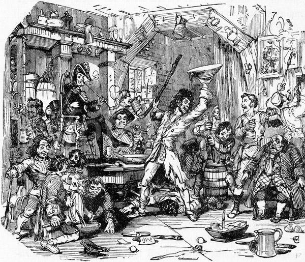 تاریخچه تصویرسازی قرن 19