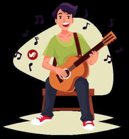 child relation - 6 مزیت آموزش موسیقی