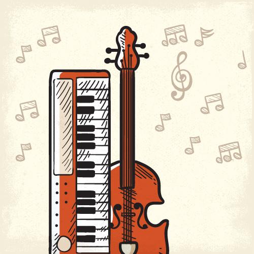 child tools - چرا کودکان باید موسیقی را بیاموزند؟