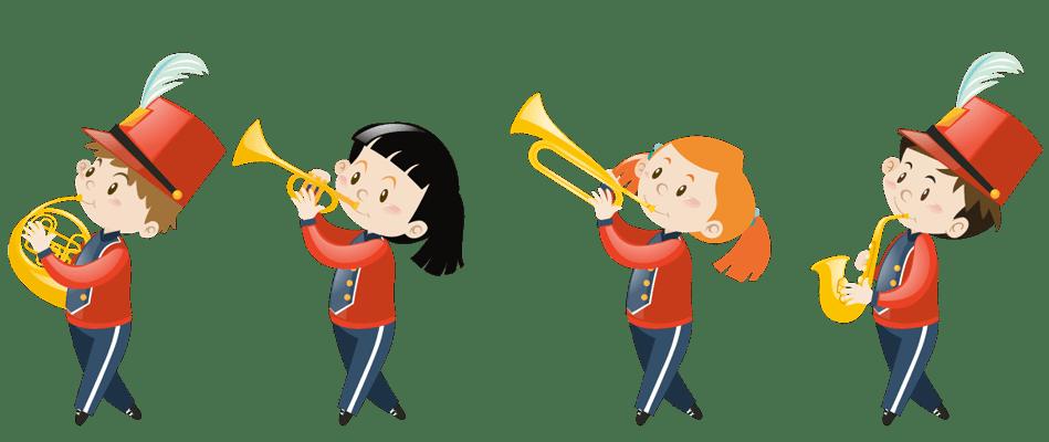children music play 1 - چرا کودکان باید موسیقی را بیاموزند؟