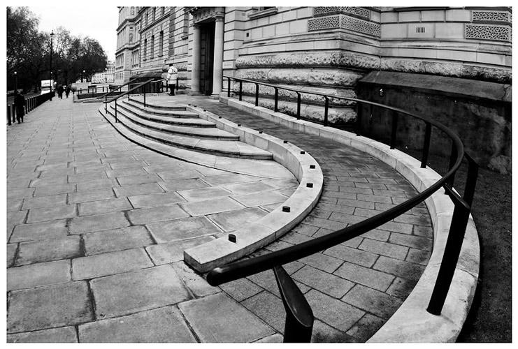 line photography - اصول کادربندی در عکاسی