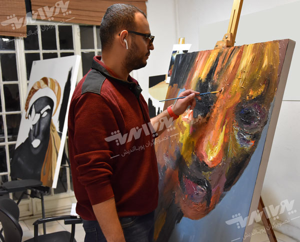 painting class - آموزش نقاشی