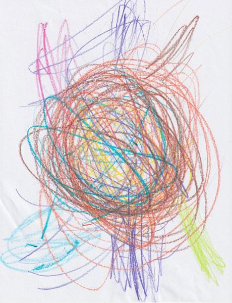 Borowitz ScribblesTax - تفسیر نقاشی کودکان