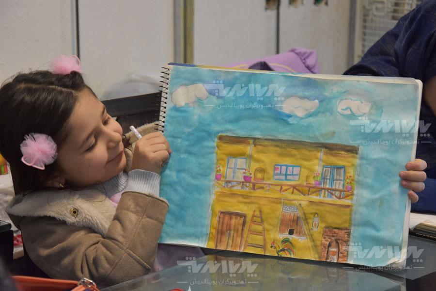 art class 11 - مهارت های هنری و نوشتاری کودک چه نکاتی را افشا میکنند؟