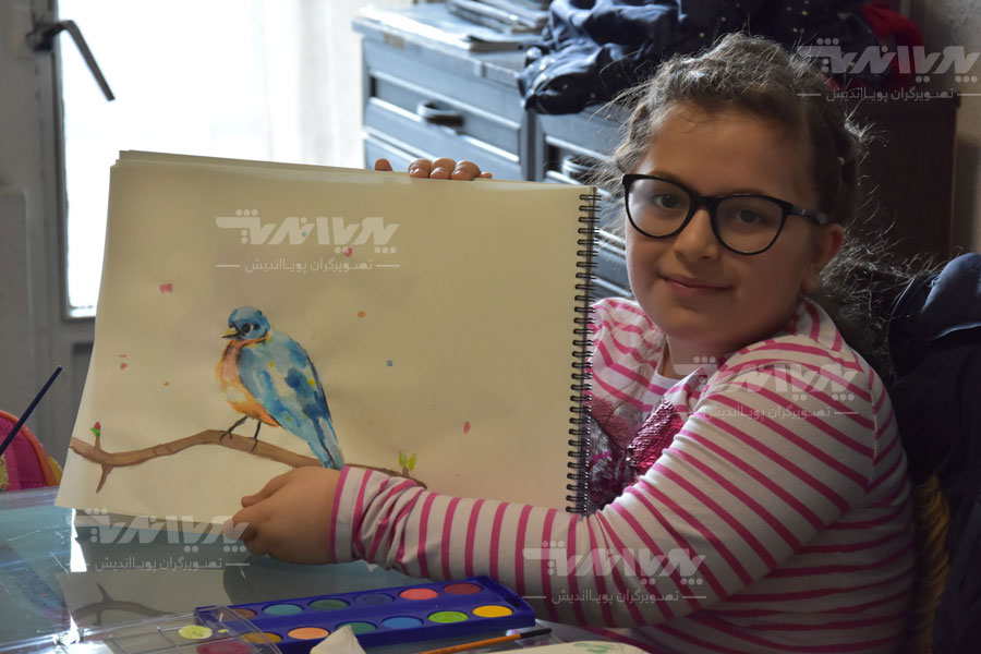 art class 12 - مهارت های هنری و نوشتاری کودک چه نکاتی را افشا میکنند؟