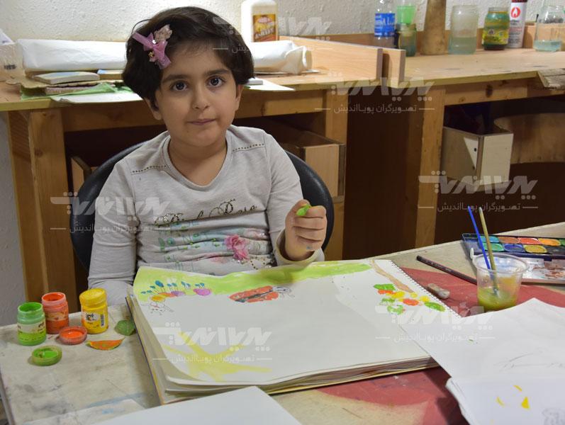 art class 20 - مهارت های هنری و نوشتاری کودک چه نکاتی را افشا میکنند؟