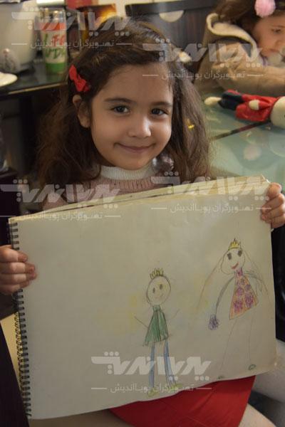 art class 6 - مهارت های هنری و نوشتاری کودک چه نکاتی را افشا میکنند؟