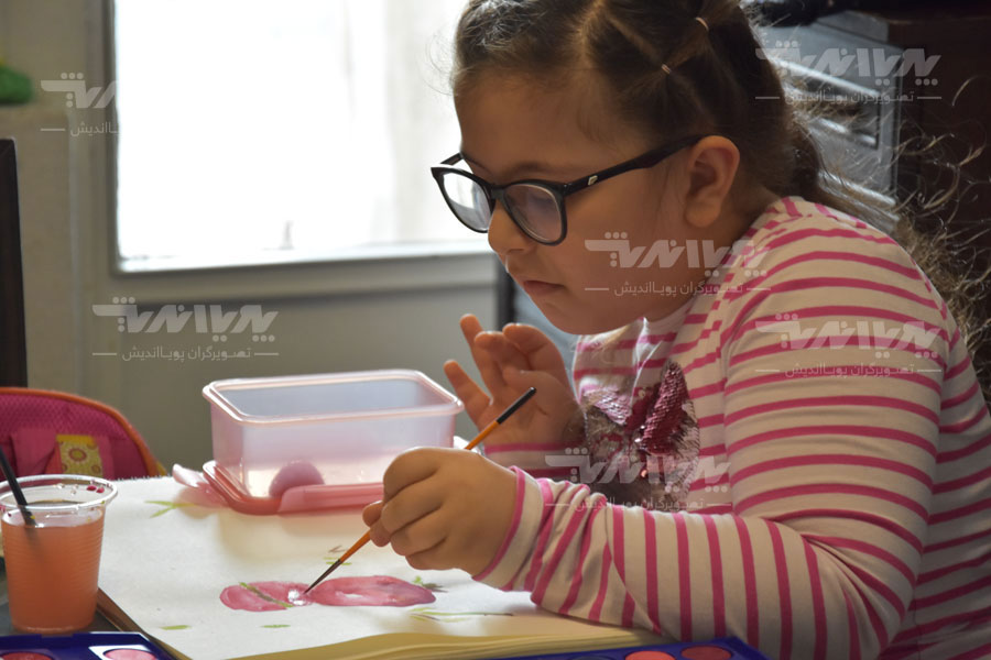 art class 7 - مهارت های هنری و نوشتاری کودک چه نکاتی را افشا میکنند؟