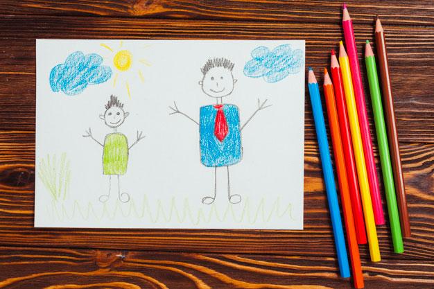 art kid - چرا هنر باعث ارتقای هوش کودکان میشود؟