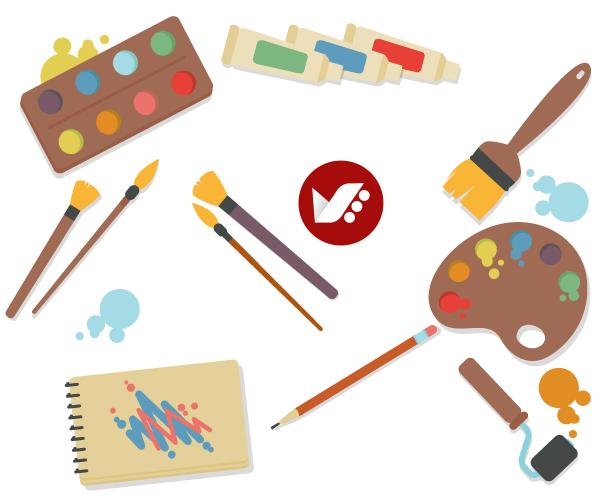 art stadio - هنر و صنایع دستی اعتماد به نفس کودکان را افزایش میدهد