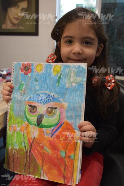 child art - چطور کودکان به وسیلهی هنر، مهارت ایجاد میکنند؟