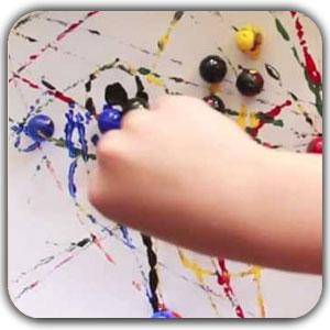 child artist 1 - فواید آموزش موسیقی به کودکان