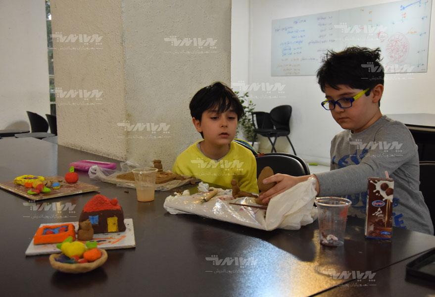 clay child - چطور کودکان به وسیلهی هنر، مهارت ایجاد میکنند؟