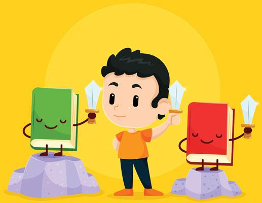 آموزش زبان برای کودکان 6 ساله