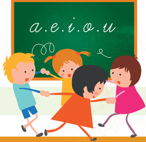kids english class - آموزش انگلیسی به کودکان 4 ساله